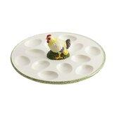 Paula Deen Egg Prep And Serving