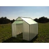 Backyard Hobby Greenhouse