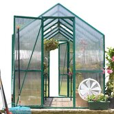 Easygrow Polycarbonate Greenhouse