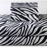 Dreamy Linens Zebra Black Duvet Cover Collection