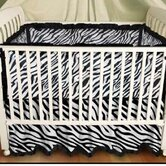 Sin In Linen Crib Bedding