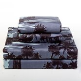 Midnight Tiki Bedding Collection
