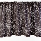 Spider Web Cotton Valance