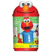 Sesame Street Kick It! Elmo Building Set