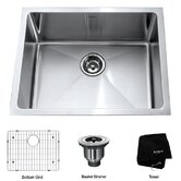 "24"" Undermount Kitchen Sink"