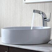 Bathroom Combos Single Hole Waterfall Typhon Faucet with Single Handle