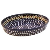 14&quot; Oval Baking Pan - Pattern 41A