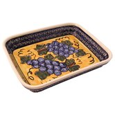 10&quot;  Rectangular Baking Pan - Pattern DU8