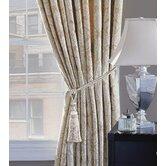 Evora Cotton Rod Pocket Curtain Single Panel