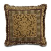 Whitaker Polyester Border Collage Decorative Pillow