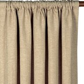 Rosemonde Pocket Curtain Panel