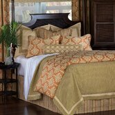 Kiawah Button-Tufted Bedding Collection