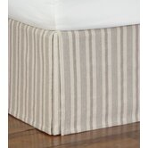 Breeze Pure Linen Tide Pebble Bed Skirt
