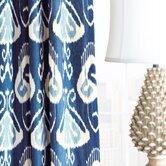 Ceylon Cotton Rod Pocket Curtain Single Panel