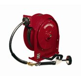 0.5&quot; x 35', 150 psi, Portable Drinking &amp; Pre-Rinse Reel with Hose