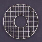 WireCraft 13.75&quot; x 13.75&quot; Bottom Grid in Stainless Steel