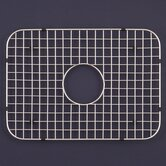 WireCraft 14.25&quot; x 19.25&quot; Bottom Grid in Stainless Steel