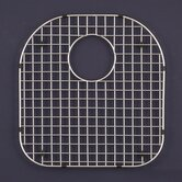 WireCraft 16.5&quot; x 15.75&quot; Bottom Grid in Stainless Steel
