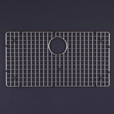 WireCraft 15.5&quot; x 29.5&quot; Bottom Grid in Stainless Steel