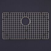 WireCraft 15.5&quot; x 26.5&quot; Bottom Grid in Stainless Steel