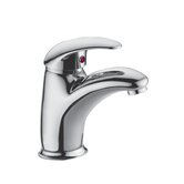 Bondi Single Hole Bathroom Faucet with Single Handle