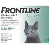 Top Spot Flea & Tick Medication For Cats and Kittens