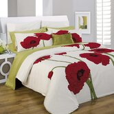 Poppy Duvet Cover and Pillowcase Set