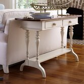 Coastal Living Storage Console Table