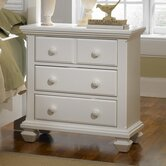 Mirren Harbor 3 Drawer Nightstand
