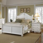 Mirren Harbor Four Poster Storage Bedroom Collection