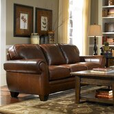 Hollander Leather Sofa