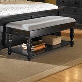 Mirren Pointe Wooden Bedroom Bench