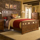 Artisan Ridge Slat Bed