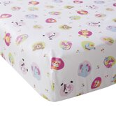 Tutti Frutti Fitted Crib Sheet