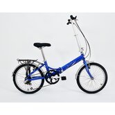 "Verso Cologne 20"" Folding Bike"
