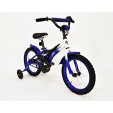 "Boy's 16"" Verso Falcon Bike with Training Wheels"