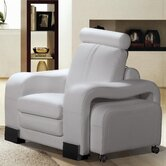 Rollingstone Chair and Ottoman