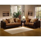 Jordan Chenille Sofa and Loveseat Set