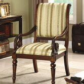Colum Cotton Arm Chair