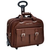 Ceresola 17&quot; Detachable-Wheeled Laptop Case