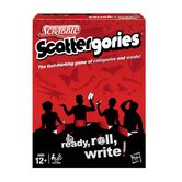Scrabble Scattergories