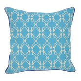 Carnaby Street Marina Linen and Cotton Pillow