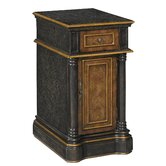 Hawthorne Petite 1 Drawer Chairside Cabinet