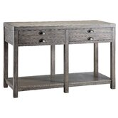 Bridgeport Square Console Table