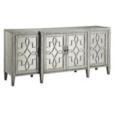 Cosmopolitan Mirror Credenza