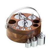 Natural Elements Ten Piece Metric Weight Set