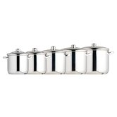 Kitchencraft Stockpots and Steamers