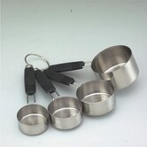 Professional Four Piece Measuring Cup Set