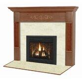 Flush Fireplace Mantel Surround