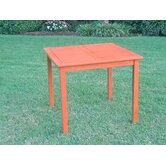 Serena Outdoor Square Patio Dining Table